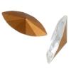 Gold Foiled Crystal